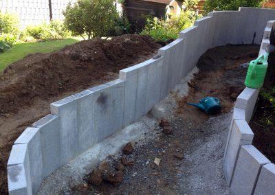 TAUPADEL Garten- und Grabpflege - Wegbau